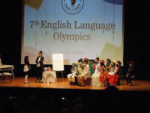 İngilizce Dil Olimpiyatları'nın yedincisi gerçekleştirildi