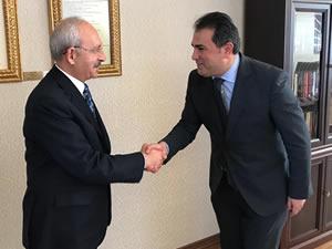CHP Zonguldak Milletvekili Demirtaş'tan Kılıçdaroğlu'na geçmiş olsun ziyareti