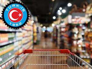 Türk-İş: Seçimin ardından zam yağdı, dar gelirlinin alım gücü daha da geriledi