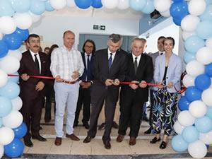 Zonguldak Fen Lisesi'ne robotik kodlama laboratuvarı kazandırıldı