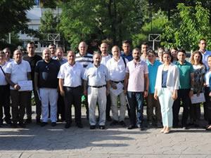 Avrupa Birliği Hibe Programları Proje Yazma ve Uygulama Eğitimi sona erdi