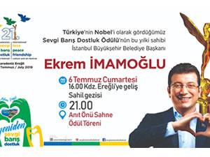 Posbıyık: Ekrem İmamoğlu Cumartesi günü Ereğli'de olacak