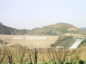 ERDEMİR, Kızılcapınar'da HES kurmak için başvuruda bulundu