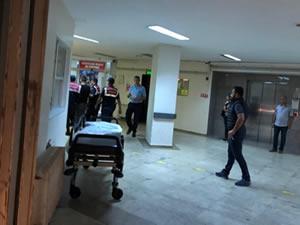 Besin zehirlenmesi yaşayan 110 mahkum hastanelik oldu