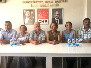 Neriman Posbıyık, CHP İlçe Başkanlığına adaylığını açıkladı