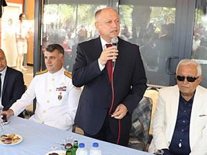 Ereğli'de resmi bayramlaşma programı düzenlendi