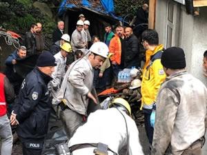 Yaralı madenci 9 ay süren yaşam savaşını kaybetti