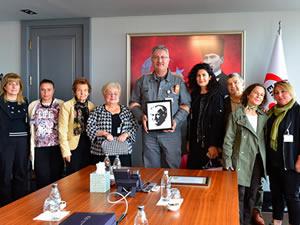 Çocuk Esirgeme Derneği'nden Erdemir'e teşekkür ziyareti