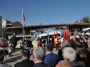 Kömürü bulan Uzun Mehmet ve tüm maden şehitleri anıldı