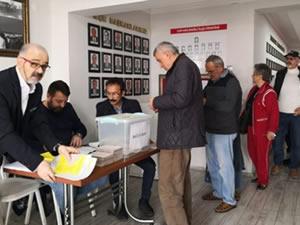 Cumhuriyet Halk Partisi'nin Bağlık Mahallesi delege seçimi tamamlandı
