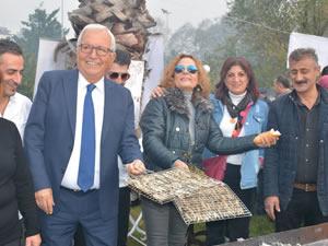 Posbıyık: Hamsi Festivali artık bir Ereğli geleneği olmuştur