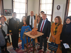 Kent Müzesi'nde Yaman Civan Odası açıldı