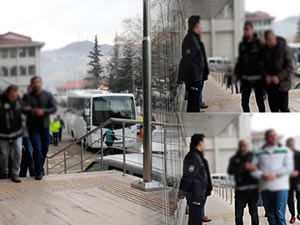 Zonguldak'ta tefeci operasyonu: Gözaltına alınan 11 kişiden 7'si tutuklandı