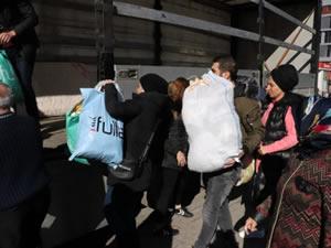 Elazığ'a yardım göndermek için kampanya başlatıldı