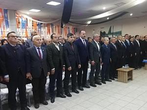 AK Parti'nin Alaplı İlçe Teşkilatı'nın kongresinde İlçe Başkanlığı'na Karacan seçildi