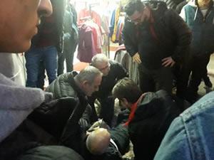Ereğli'de silahlı saldırı: 1 kişi ağır yaralandı