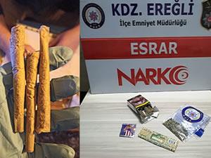 Emniyet ekiplerinden uyuşturucu operasyonu: 5 gözaltı