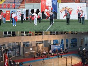 Gençlik ve Spor Bayramı ile Kadir Gecesi'ne özel etkinlikler düzenlendi