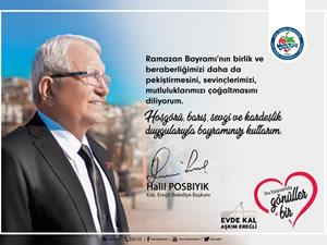 Posbıyık, Ramazan Bayramı'nı kutladı