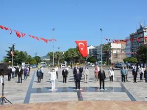 Ereğli'nin işgalden kurtuluşunun 100. yılı dolayısıyla tören düzenlendi