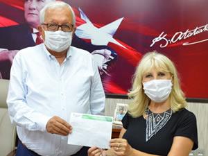 Posbıyık Ailesi, kurban bağışını LÖSEV'e yaptı