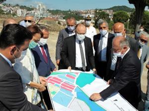 Kaymakam Çorumluoğlu'ndan kampüs açıklaması