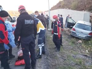 Ereğli'de feci kaza: 2 kişi öldü, 2 kişi yaralandı