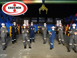 Erdemir'e iş sağlığı ve güvenliği alanında ödül