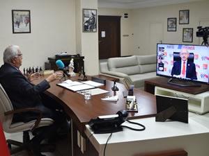 Belediye Başkanı Posbıyık, CHP Lideri Kılıçdaroğlu ile görüştü