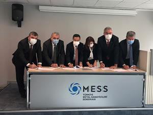 Erdemir'de 28. Dönem Toplu İş Sözleşmesi'nde anlaşma sağlandı