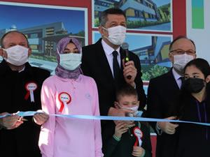 Milli Eğitim Bakanı Selçuk, Ereğli'de bilim ve sanat merkezi açılışına katıldı
