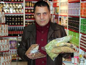 Kışın bitkisel ürünlere ilgi artıyor